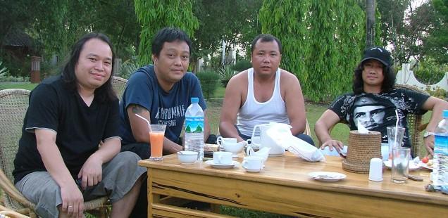 """Myanmar - """"Meine gelbe Haut verbrennt auf der Straße"""""""