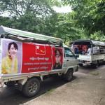 Ein Jahr NLD-geführte Regierung in Myanmar