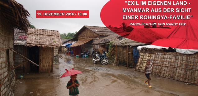 """Hörkino im Asienhaus in Köln: """"Exil im eigenen Land - Myanmar aus der Sicht einer Rohingya-Familie"""""""